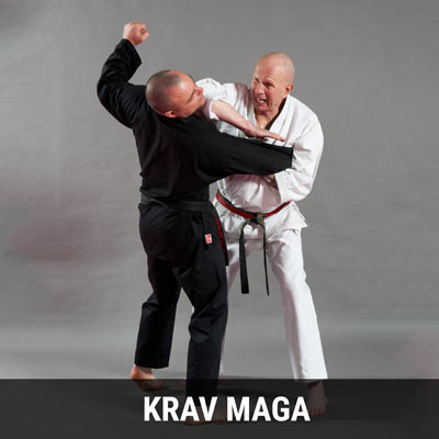Krav Maga taught by Billy Manne