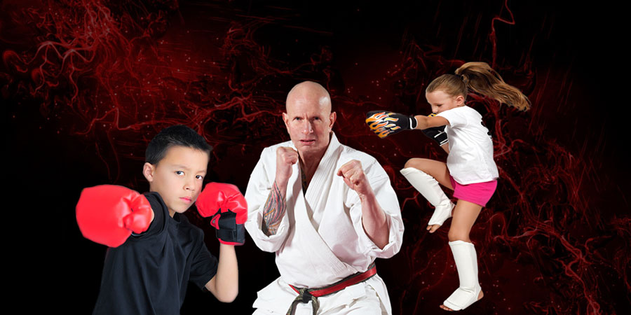 Kids Kickboxing – Frankston