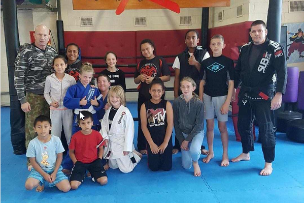 Brazilian Jiu-Jitsu for kids frankston