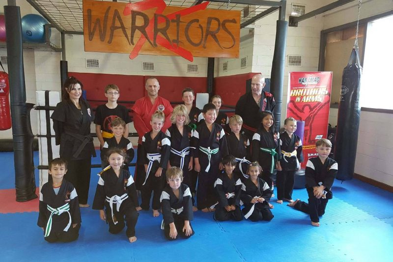 Kids Karate Group