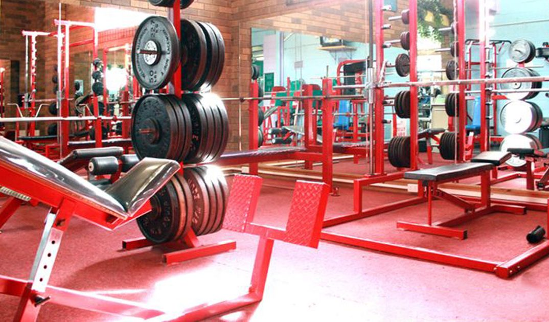 SPECIALIST WORKOUT MACHINES - LARGE AND MULTIPLE EQUIPMENT ROOMS