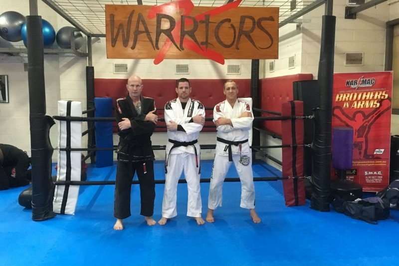 Jui Jitsu Frankston Group at Billy Mannes Martial Arts