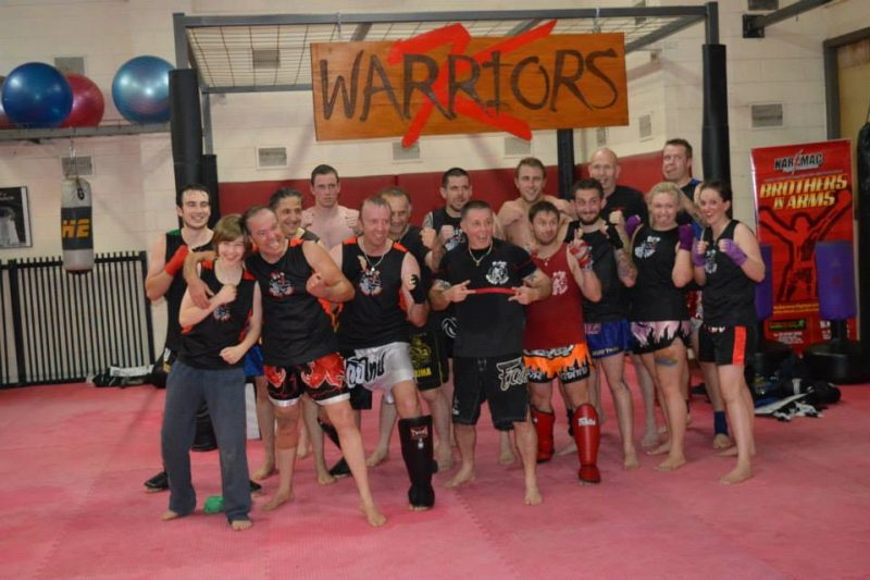 Kickboxing Grading at Billy Mannes Martial Arts