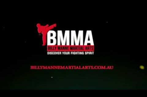 Kickboxing @ Billy Manne Martial Arts